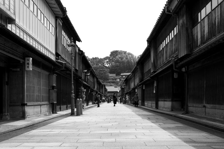 Kanazawa | Higashi Chaya District